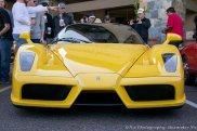 żółte ferrari