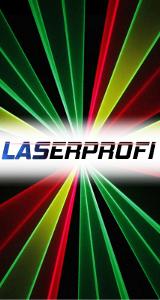 Laserprofi - oświetlenie laserowe